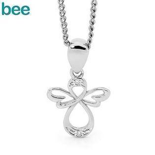 Bee Jewelry Angel 9 karat Collie blank, model W65593