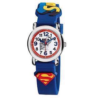 Superman Stål Quartz Drenge ur fra AM:PM, S54200-117