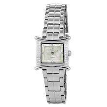 Christina Watches dameur med 0,14 carat diamanter, 139-2SW