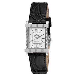 Christina Watches dameur med 0,12 carat diamanter, 143-2SWBL