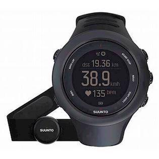 Ambit3 Sort quartz multifunktion Unisex ur fra Suunto, SS020678000