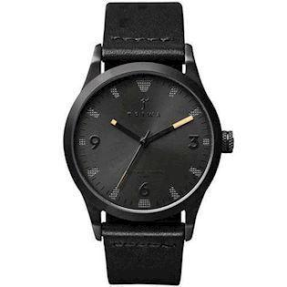 Sort of Black [TW28] IP sort Quartz Herre ur fra Triwa, LAST110CL010113*