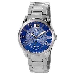 Christina Watches herreur med 12 diamanter,  510SBLUE