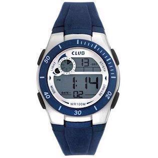Club Time Chrom Quartz Drenge ur fra Club Time, A47105-1S4E