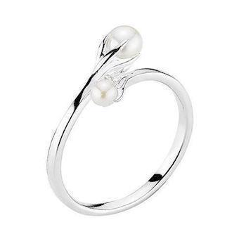 Lund Klo 925 sterling sølv fingerring blank, model 907679-20